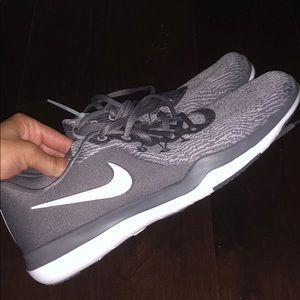 Brand new Gray Nike size 9.5